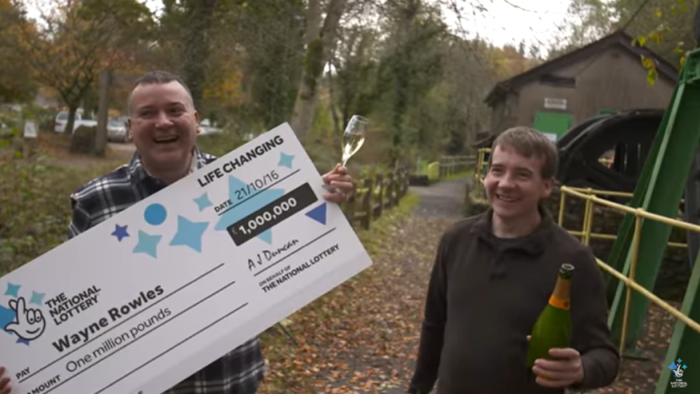 welsh lotto player wins the millionaire maker code