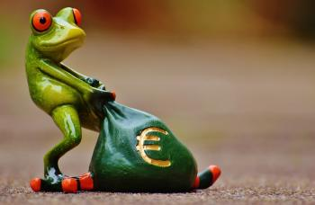 frog drags millions of Euros3