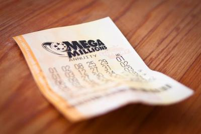 Mega Million lottery tickets